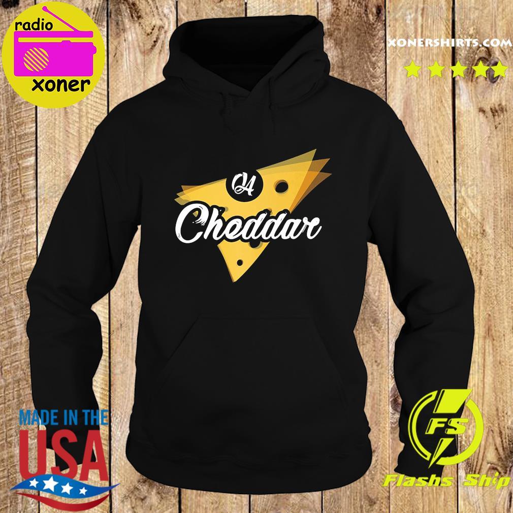 Official OA Cheddar Logo Shirt Hoodie