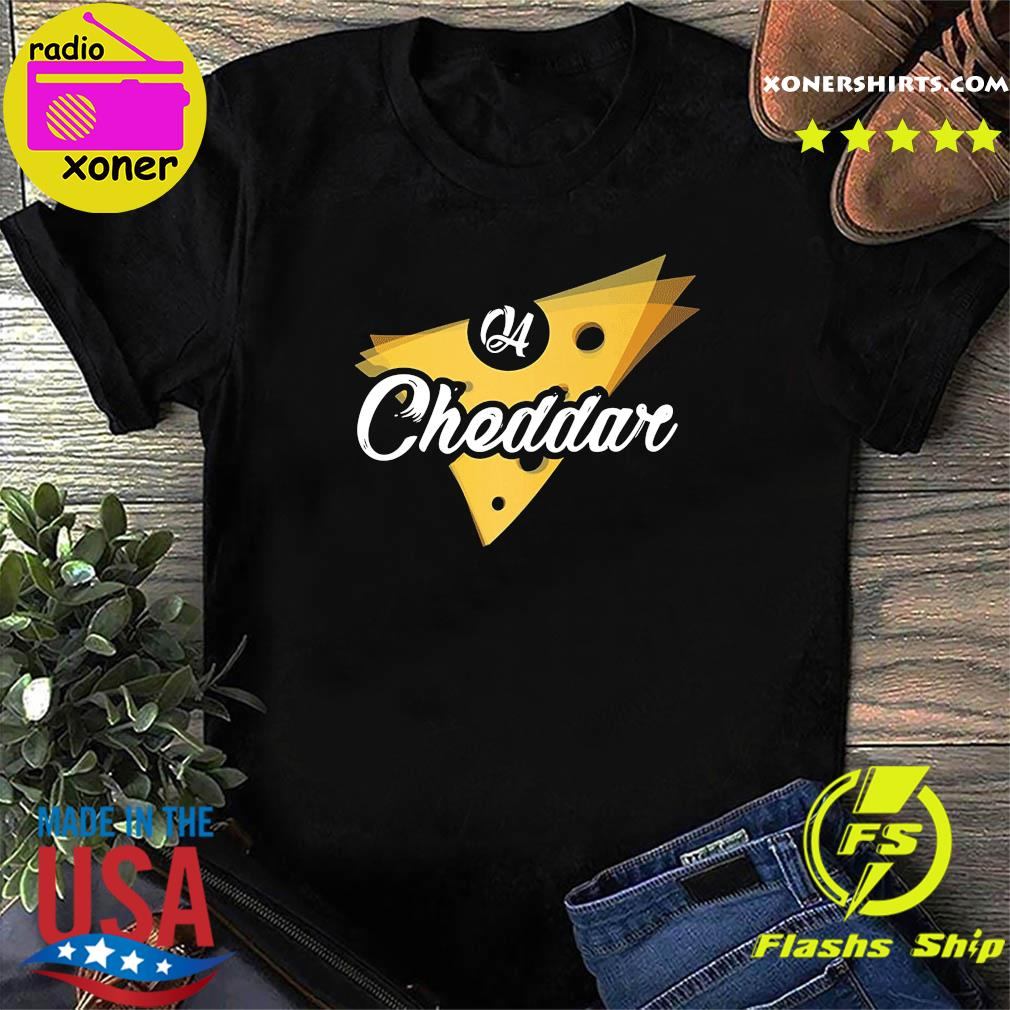 Official OA Cheddar Logo Shirt