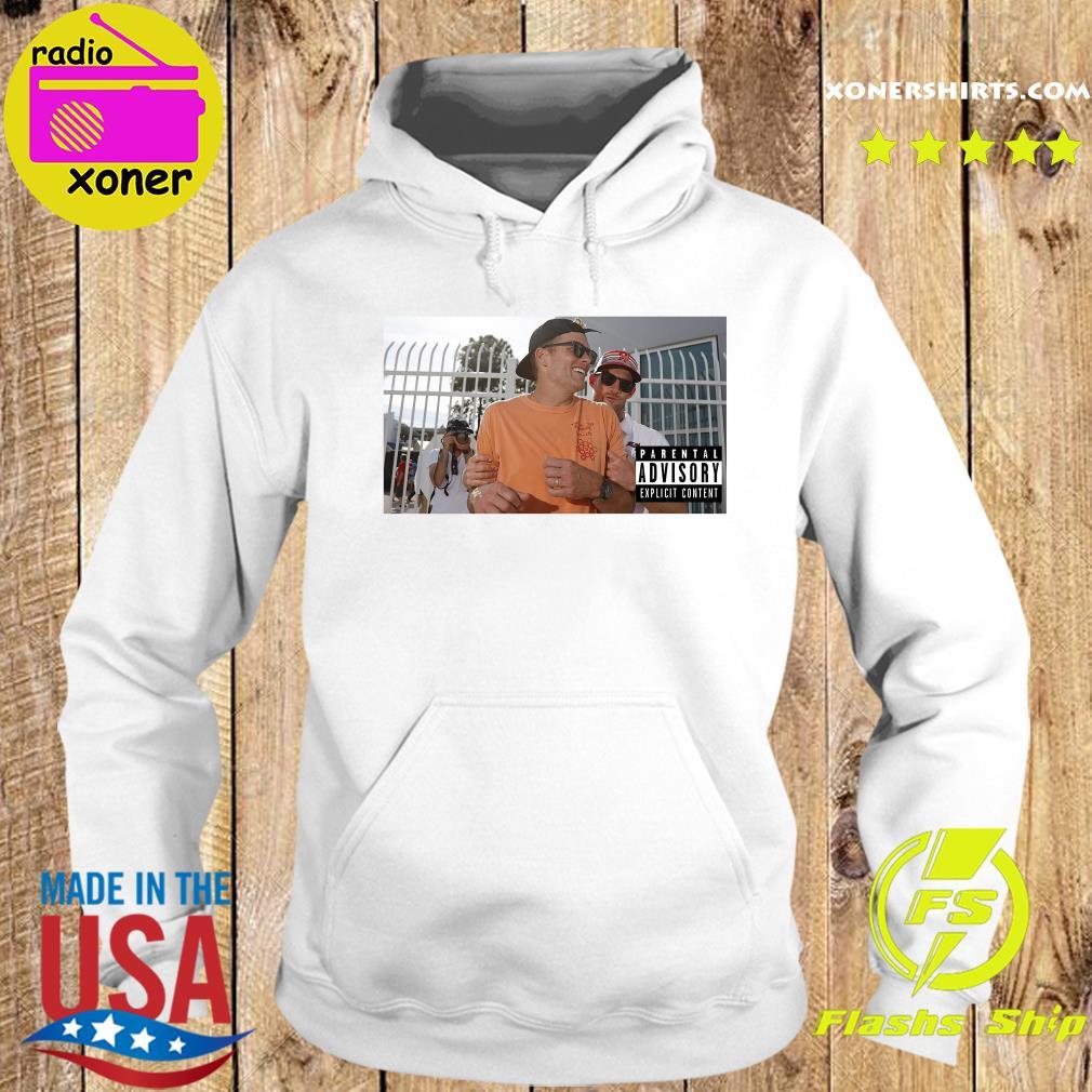 Official Tom Brady Parental Advisory Explicit Content Shirt Hoodie
