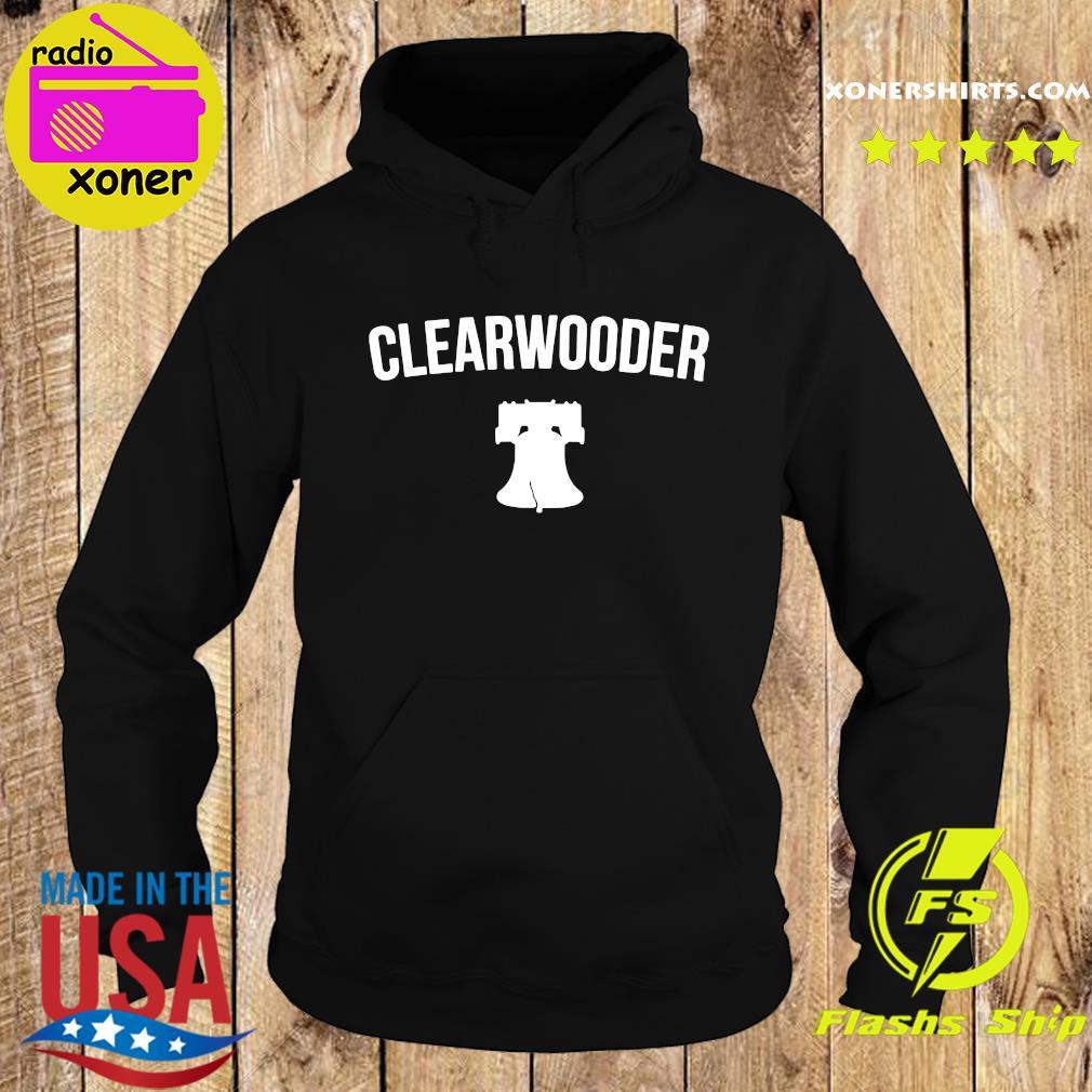 The Philadelphia Phillies Clearwooder Shirt Hoodie
