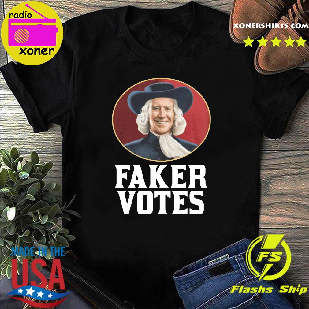 Official Jim Acosta Faker Votes Shirt