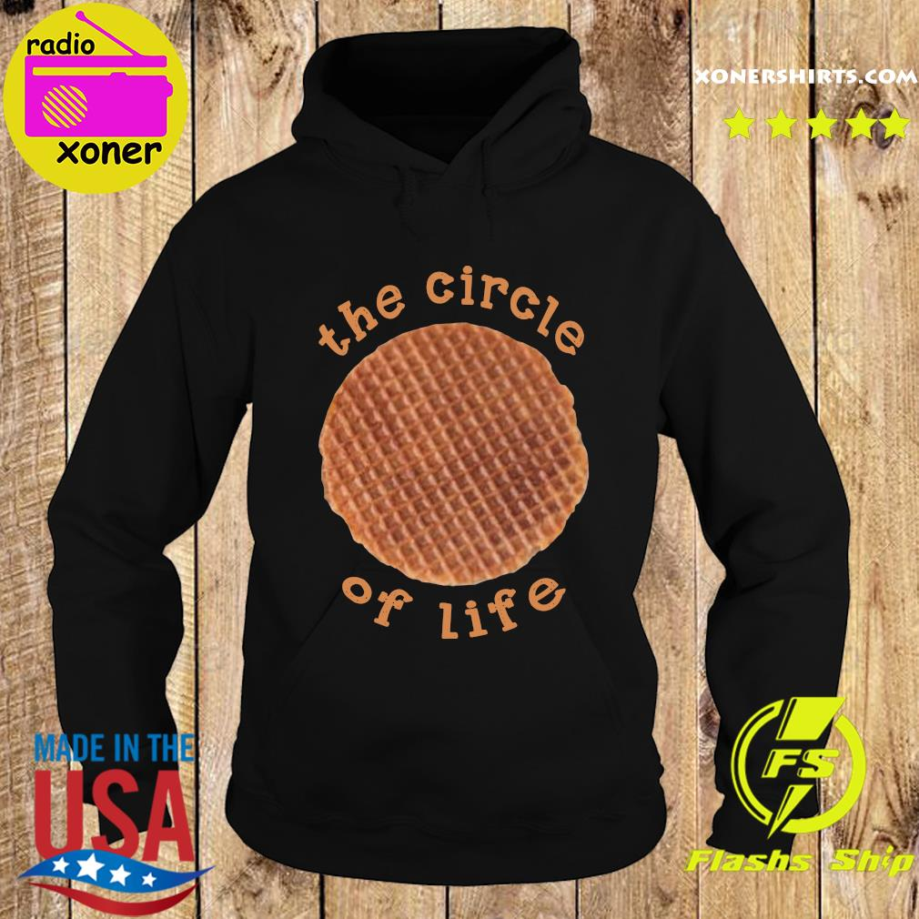 Official The Circle Of Life Shirt Hoodie