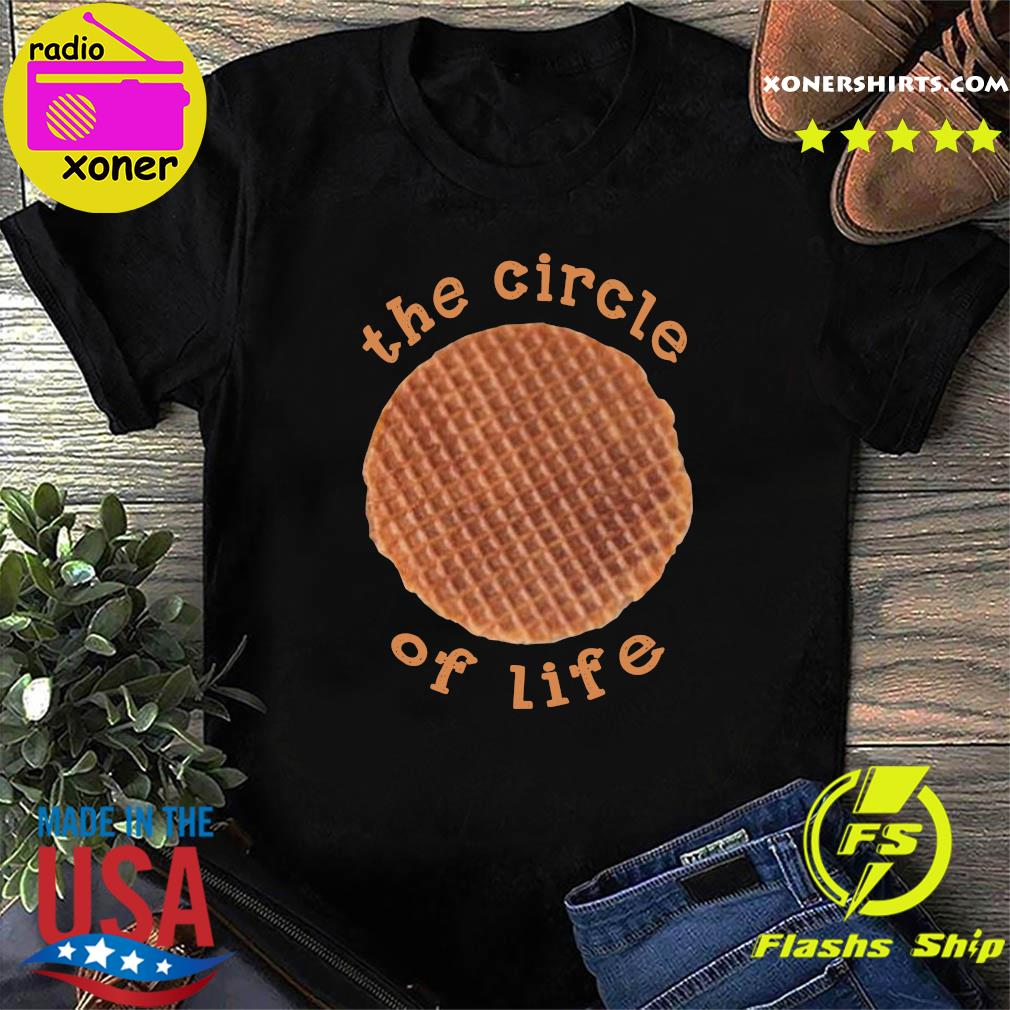 Official The Circle Of Life Shirt