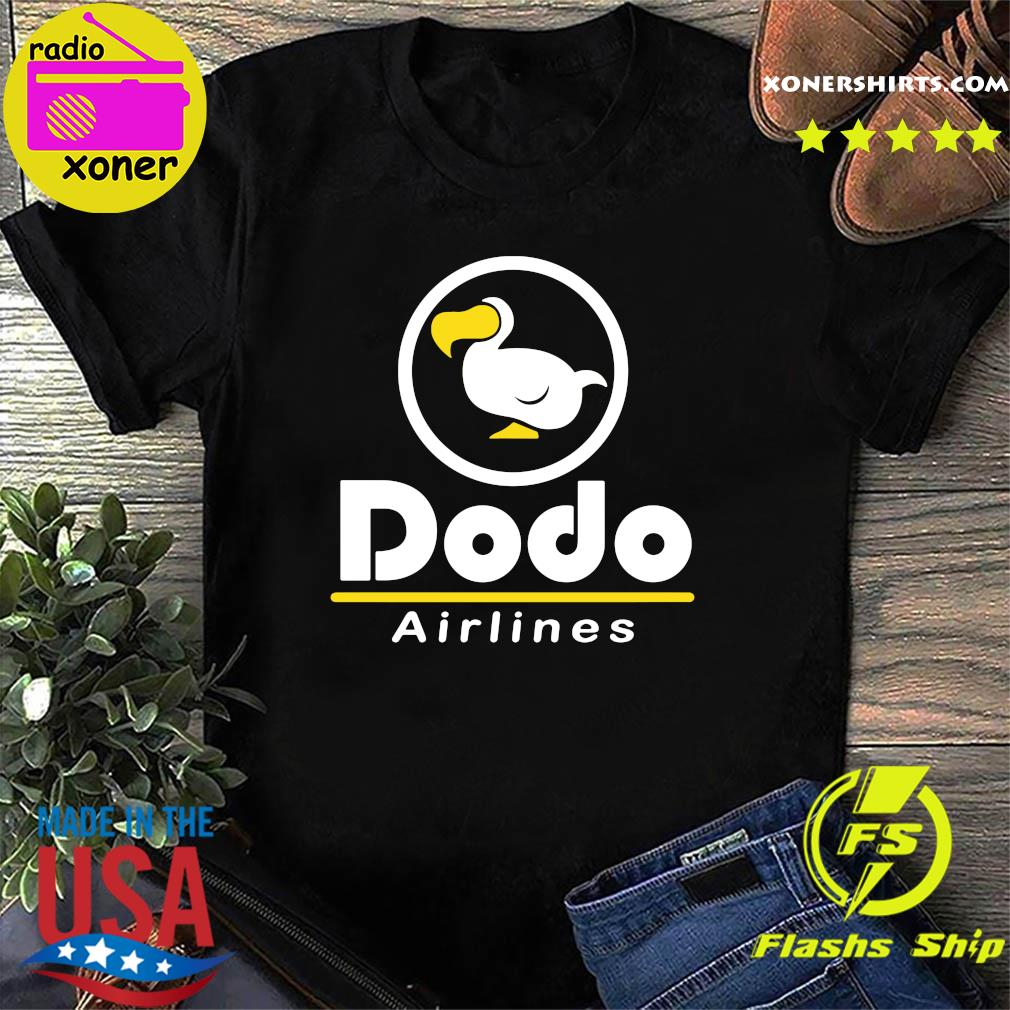 Dodo Airlines Shirt