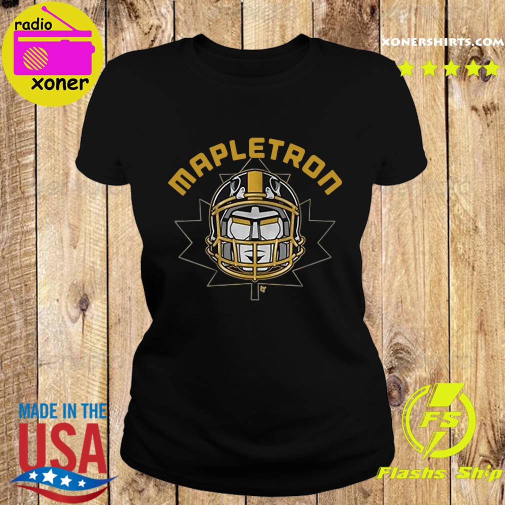 Mapletron Shirt Ladies tee