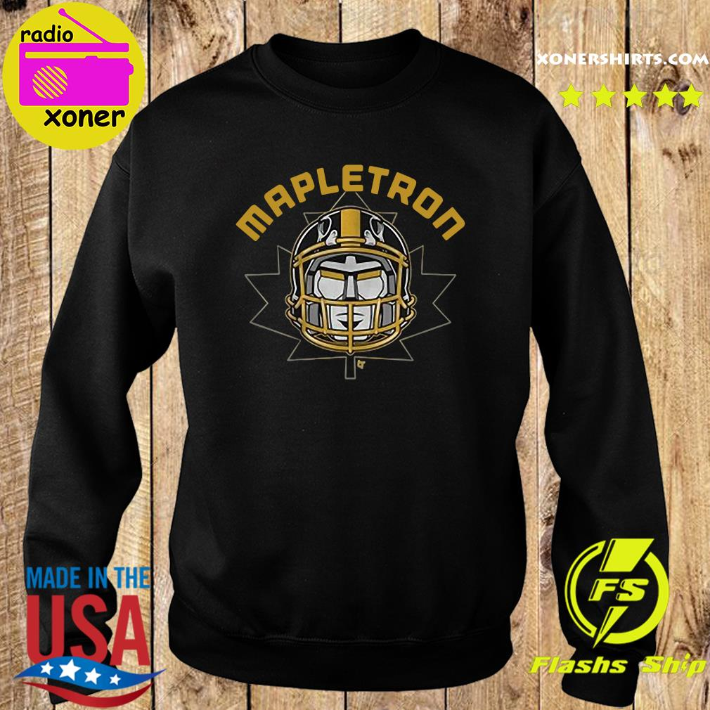 Mapletron Shirt Sweater