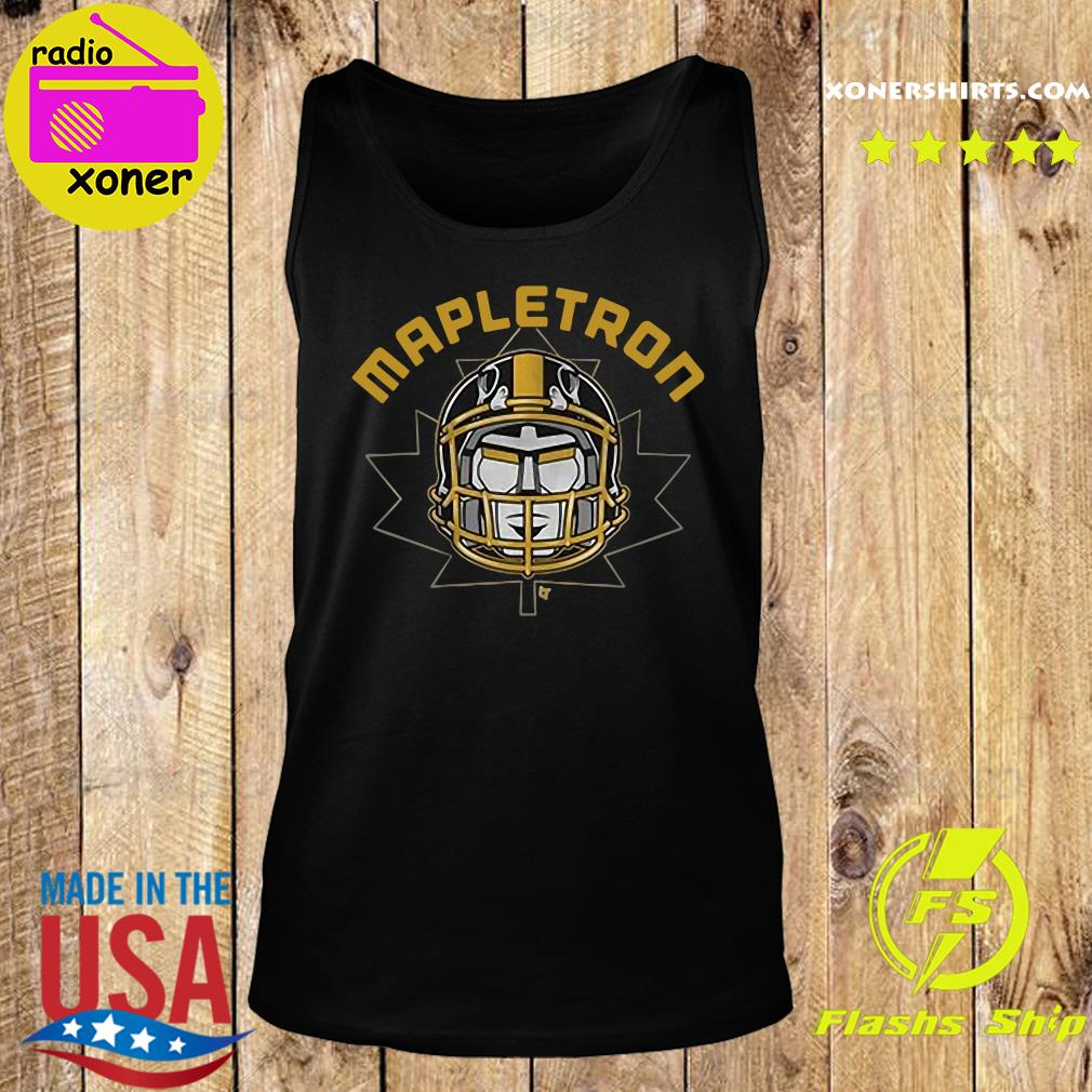 Mapletron Shirt Tank top