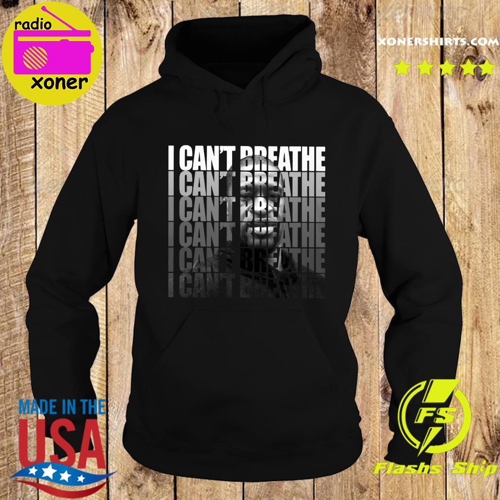 George Floyd I Can't Breathe T-Shirt Hoodie