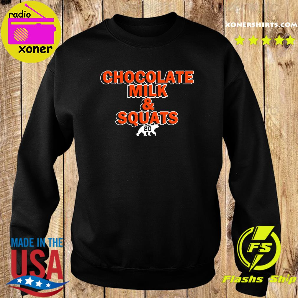 Chocolate Milk and Squats 2020 s Sweater