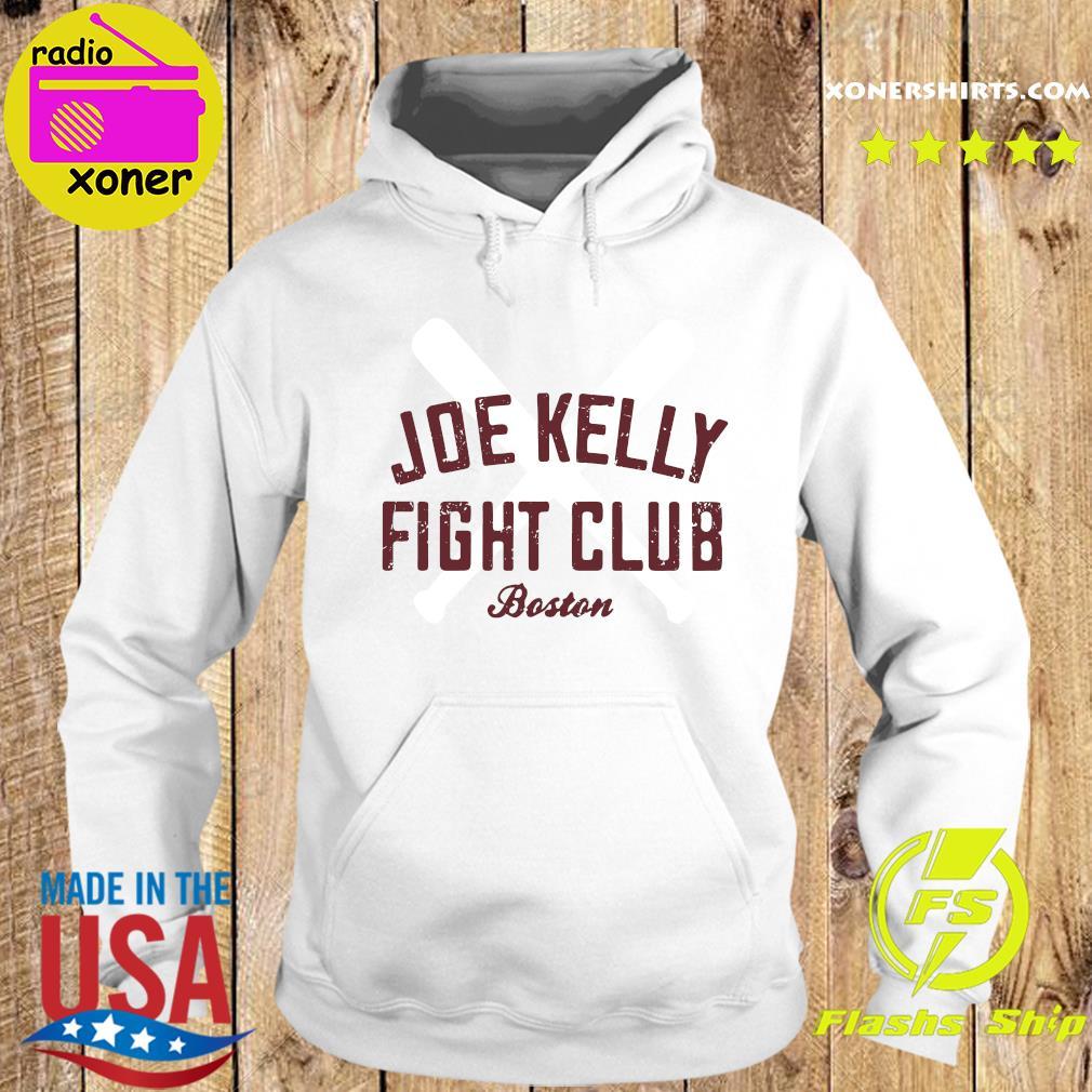 Joe Kelly Fight Club Boston T-Shirt Hoodie