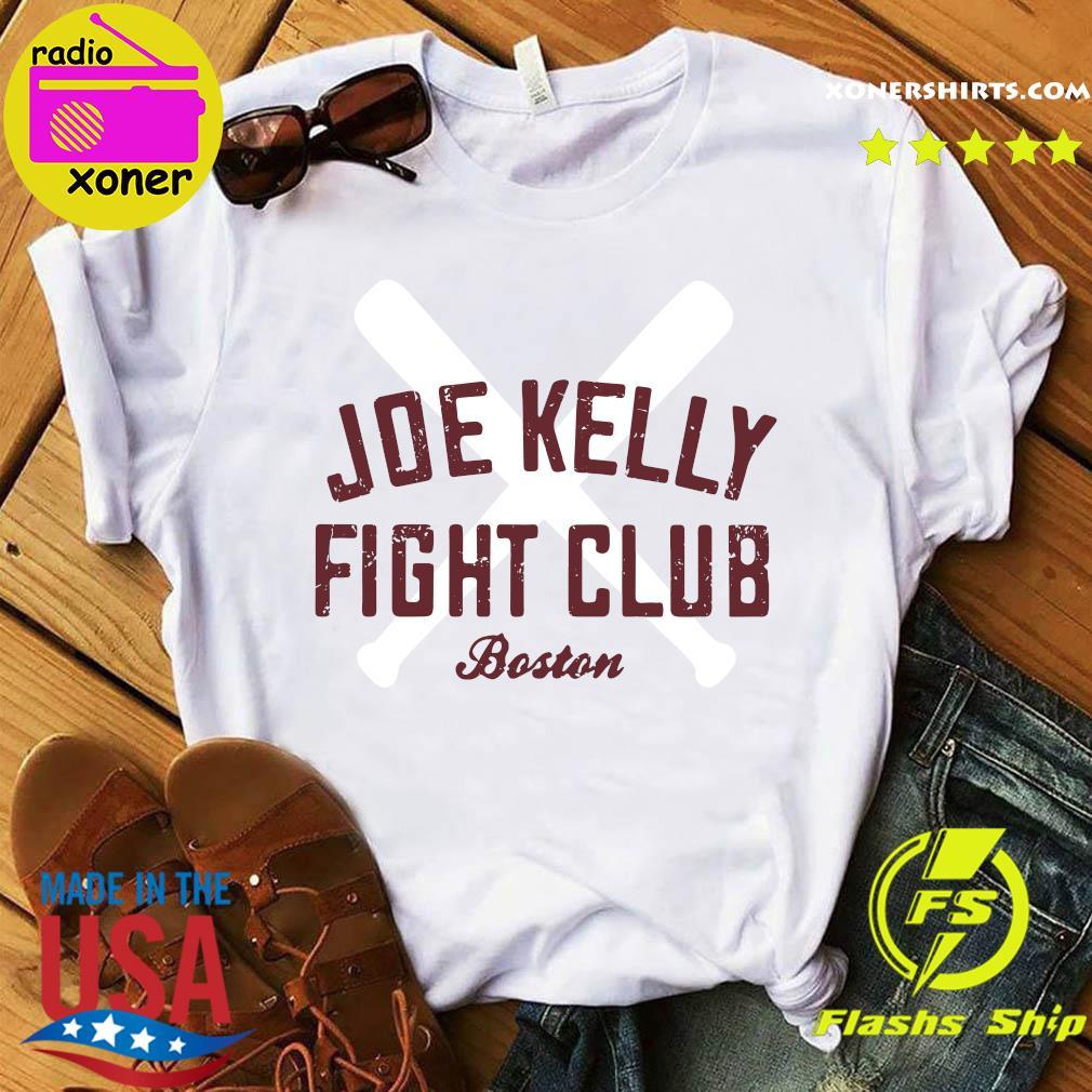 Joe Kelly Fight Club Boston T-Shirt