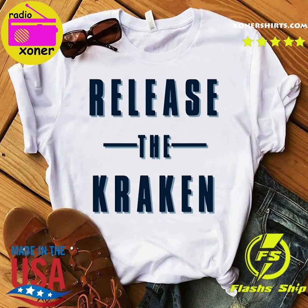Release The Kraken Official Shirt