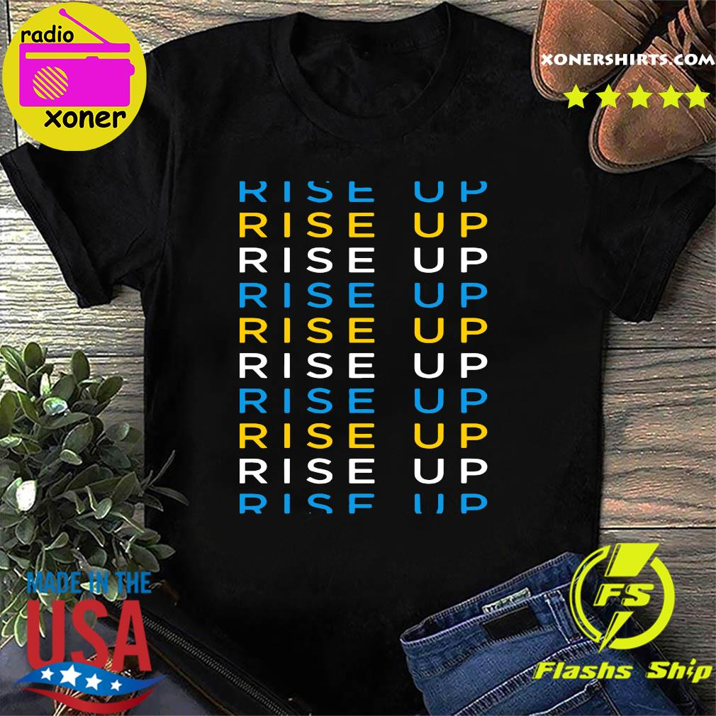 Rise Up Stop Human Trafficking T-Shirt