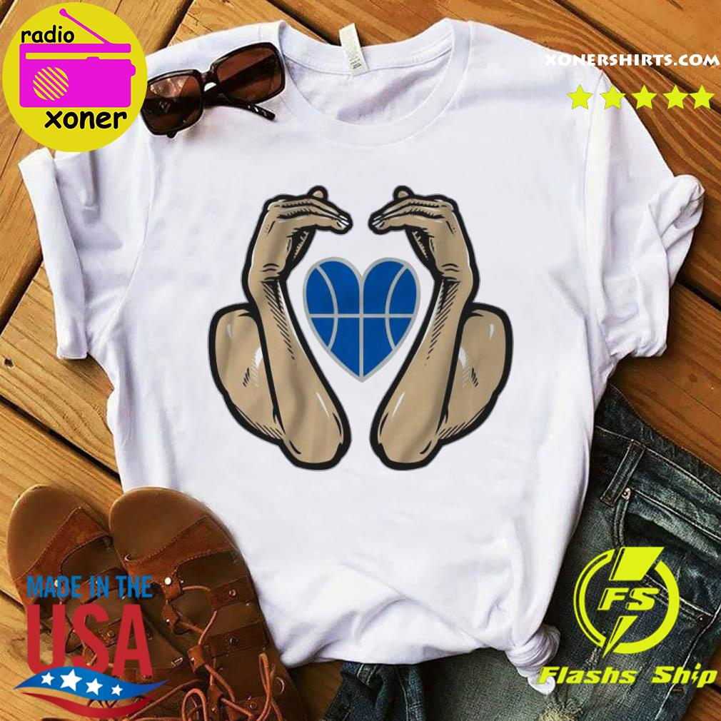 Arm Heart Dallas Basketball Shirt