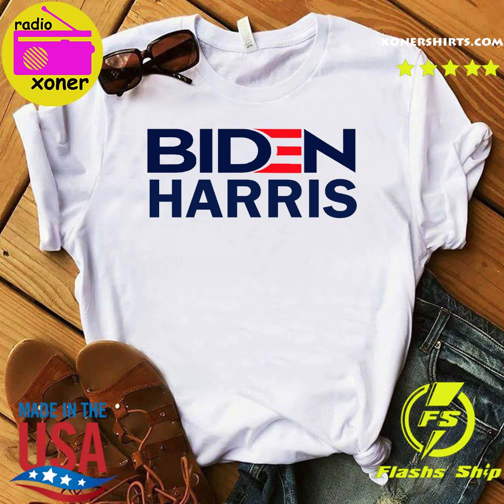 Biden Harris 2020 Logo Classic Shirt