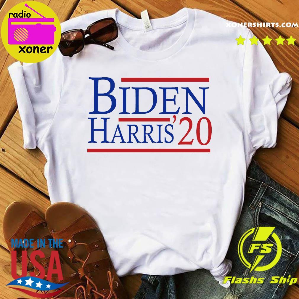 Joe Biden Kamala Harris 2020 Election Democrat America Shirt