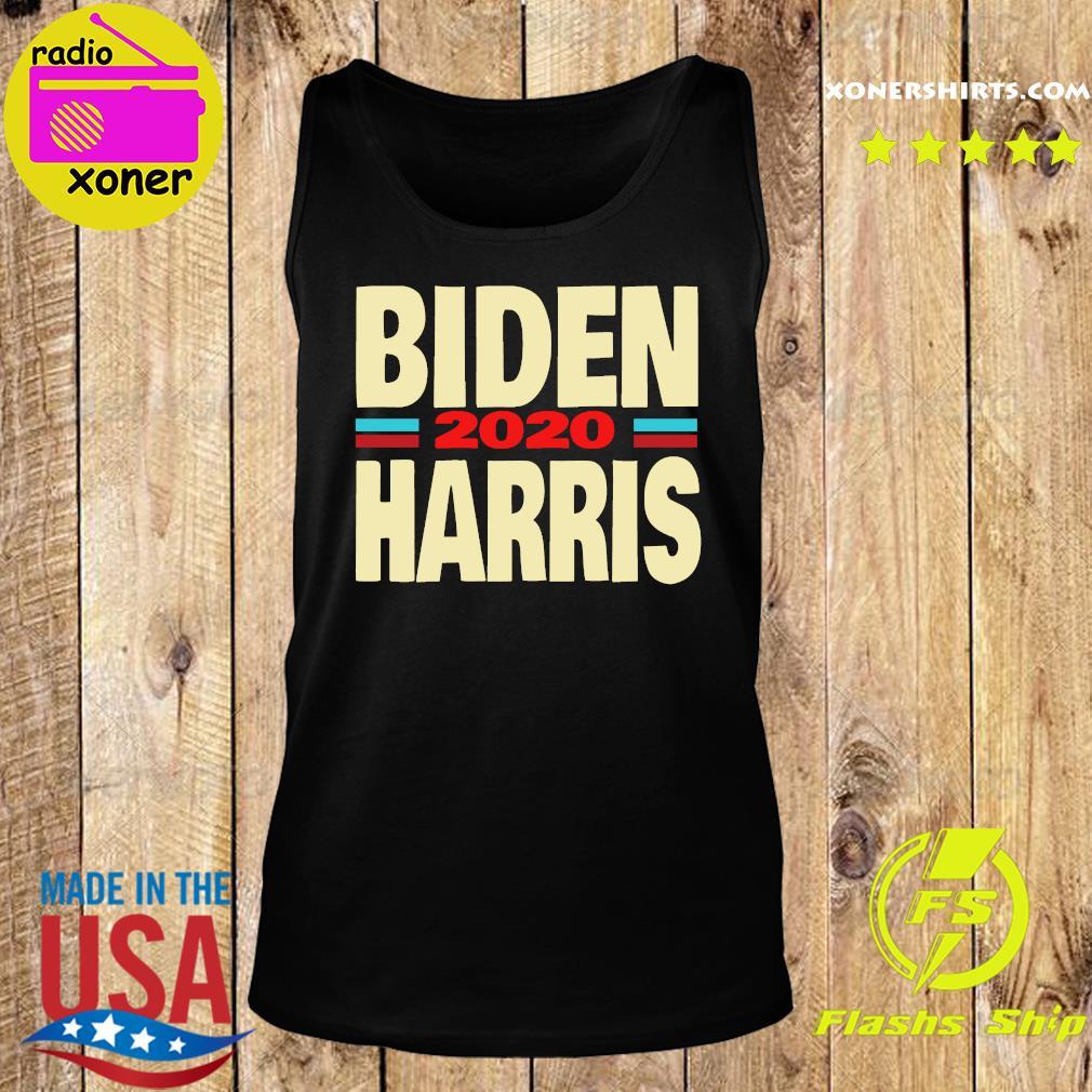 Joe Biden Kamala Harris 2020 Election Premium Shirt Tank top