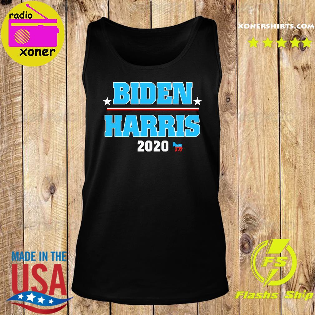 Joe Biden Kamala Harris 2020 Vote Shirt Tank top