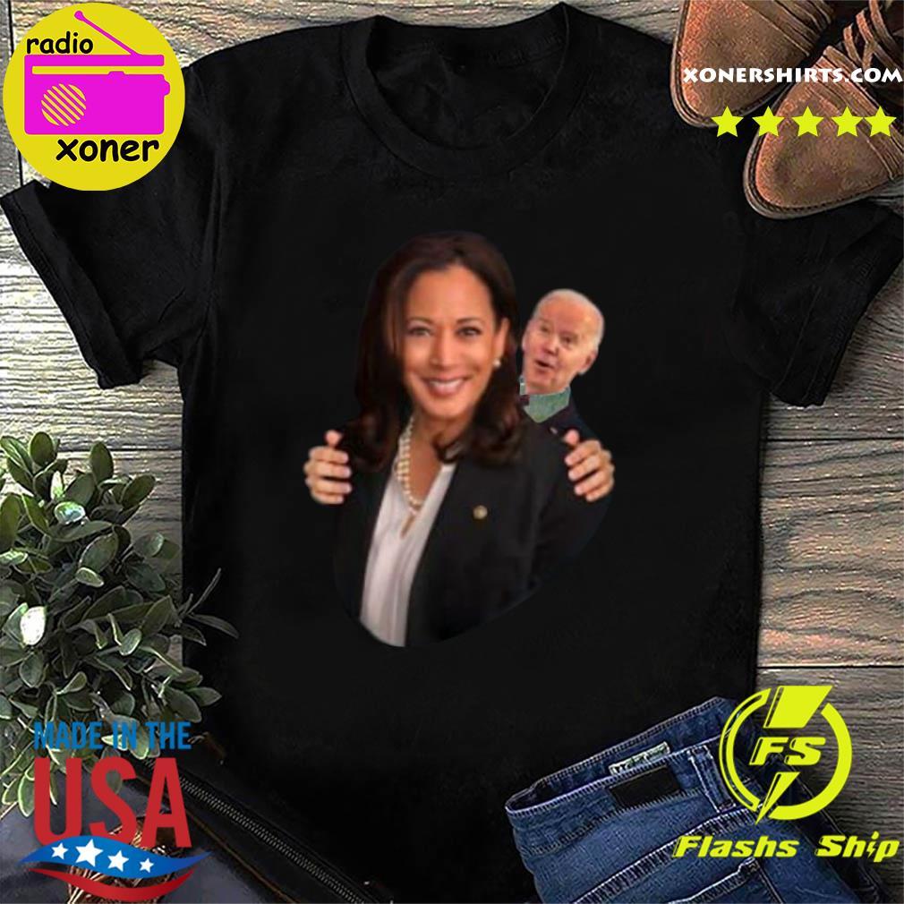 Joe Biden Sniff Kamala Harris President 2020 Shirt