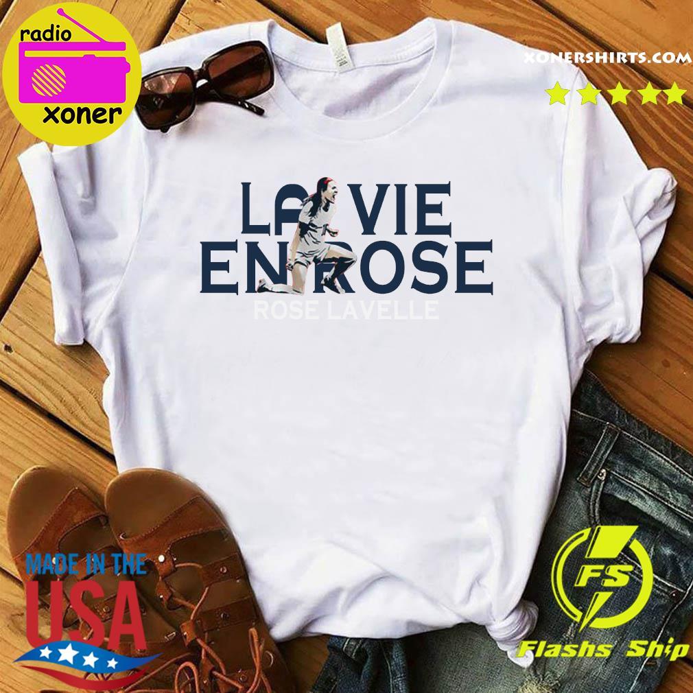 Rose Lavelle La Vie En Rose 2020 Shirt
