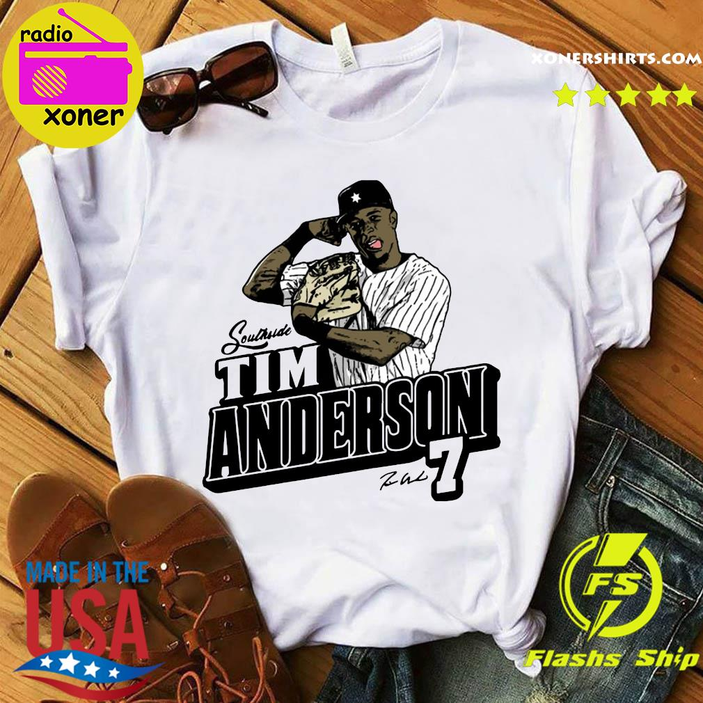 Southsiders Tim Anderson 7 Shirt
