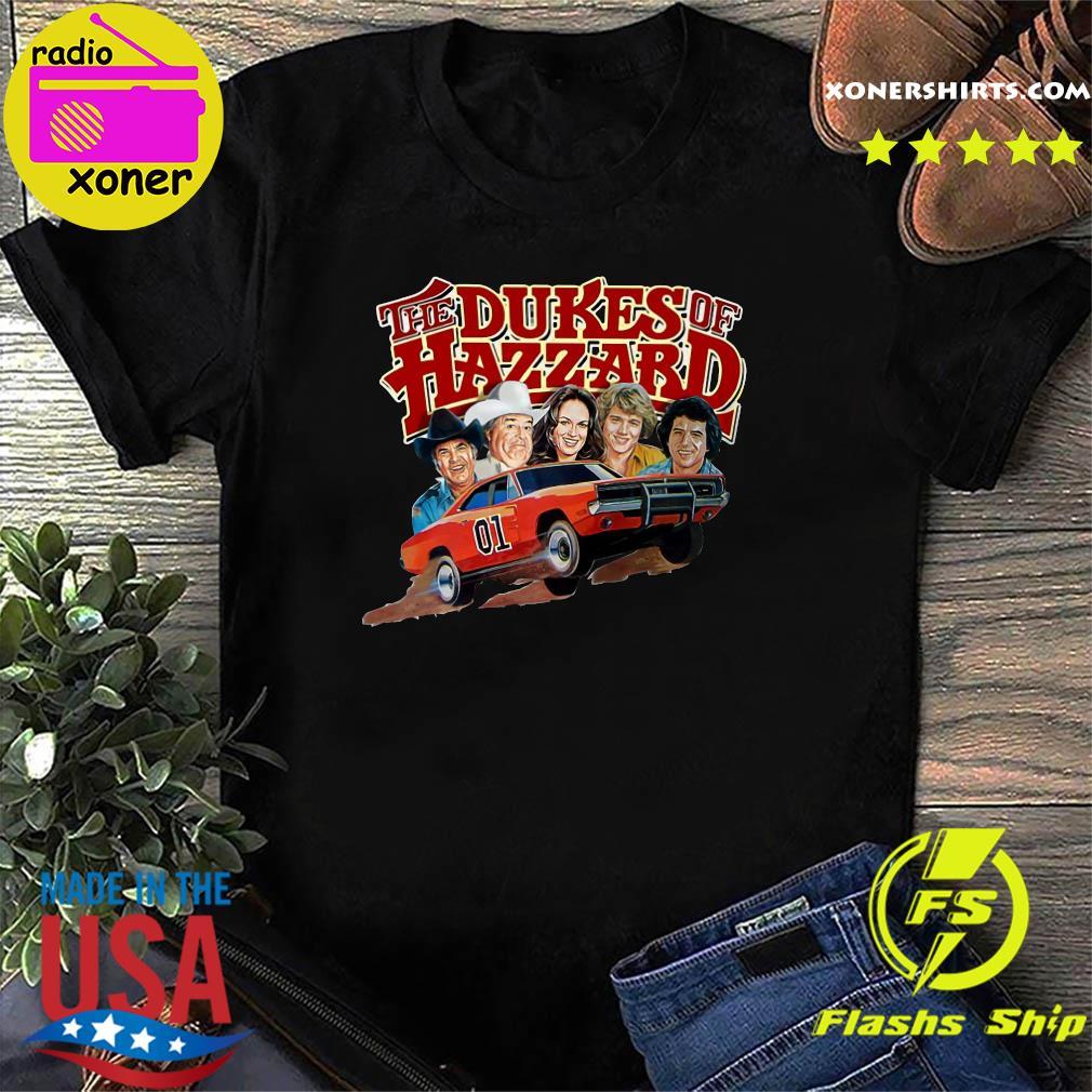 The Dukes Of Hazzard Shirt