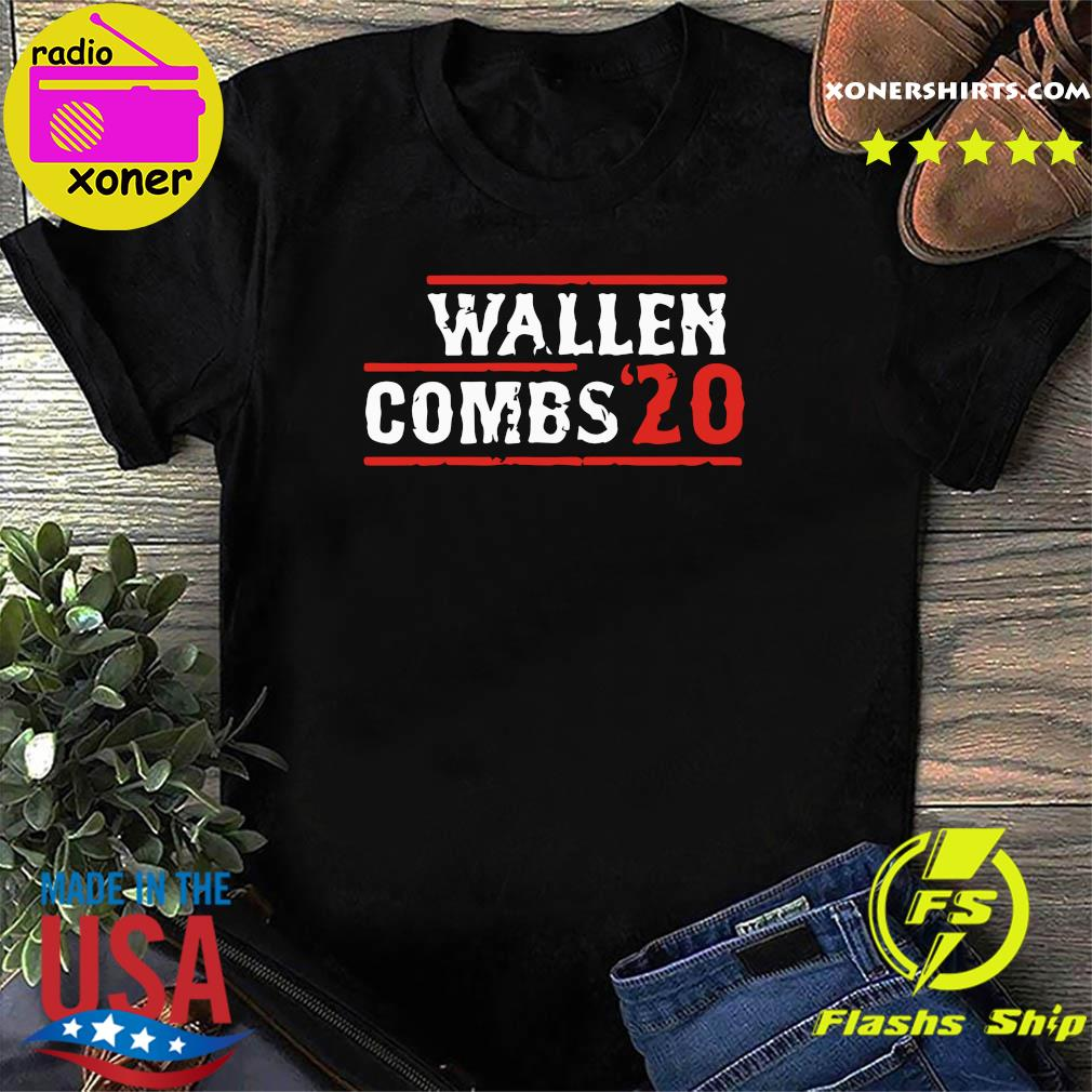 Wallen Combs 20 Shirt