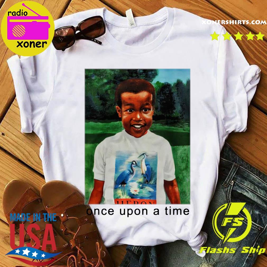 Ashley Banjos Once Upon A Time Shirt