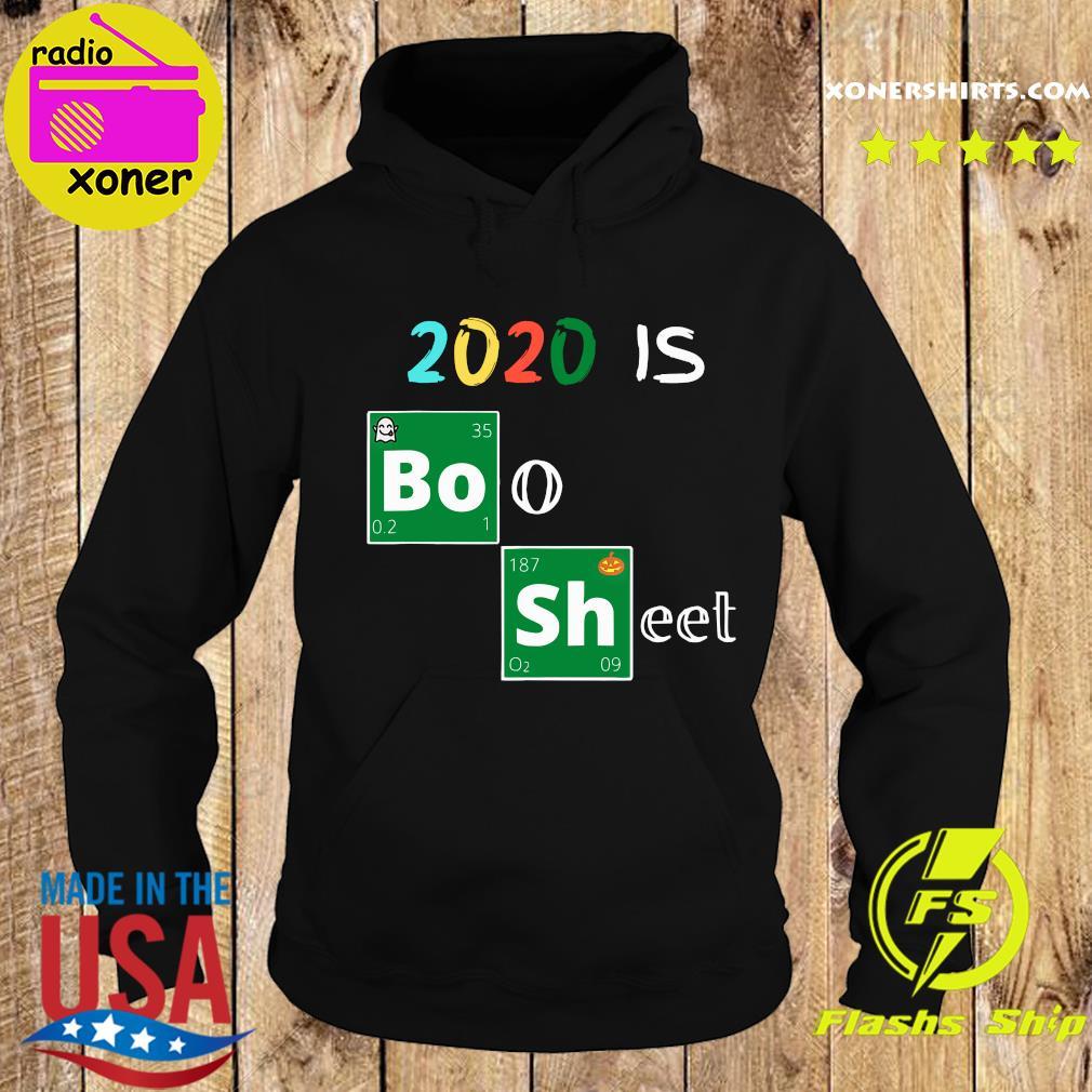 2020 Is Boo Sheet Halloween Shirt Hoodie