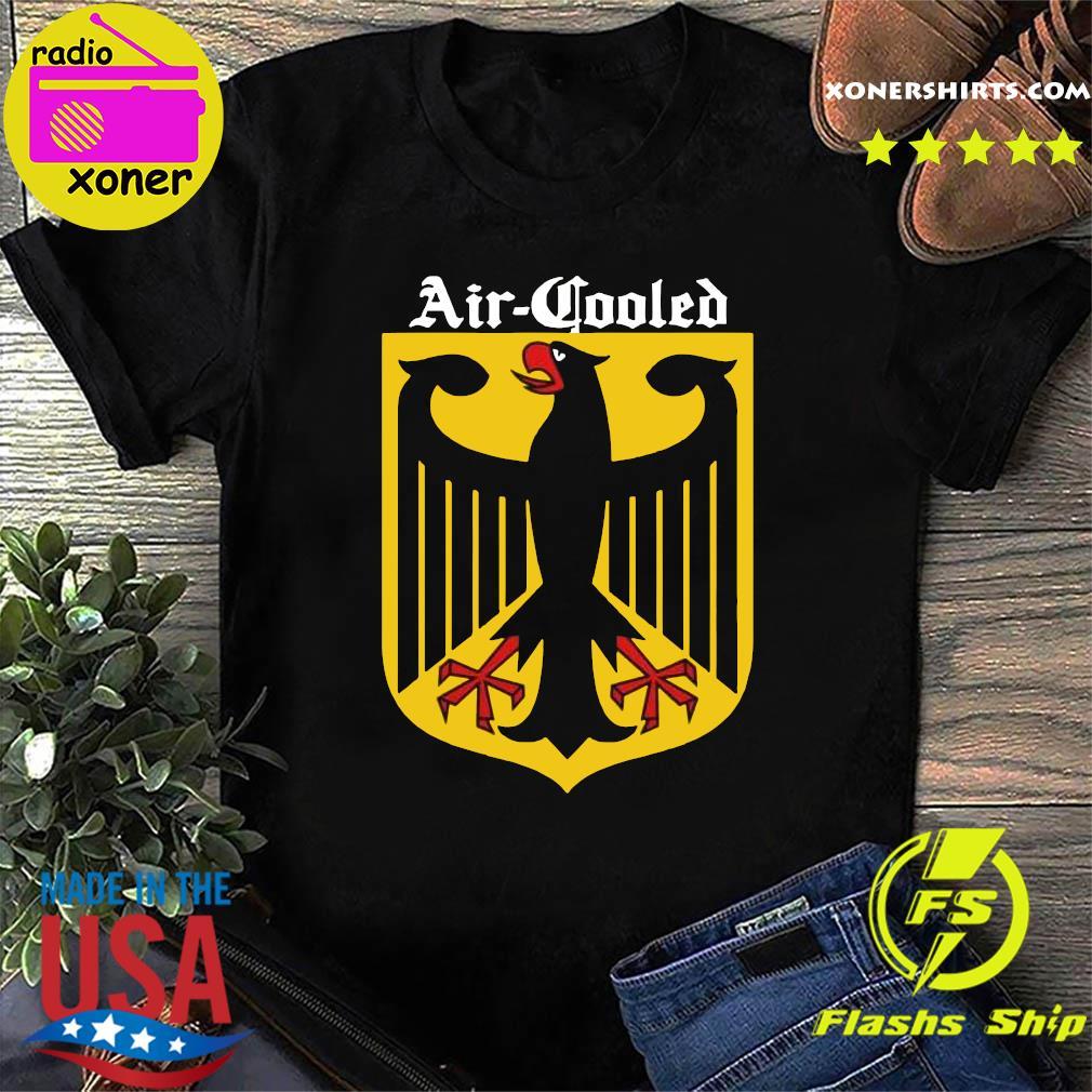 Air Cooled Germany Flag National Symbol Shirt