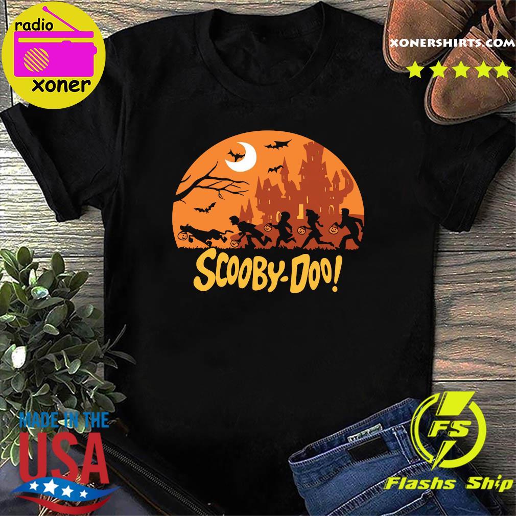 Scooby Doo Halloween Shirt