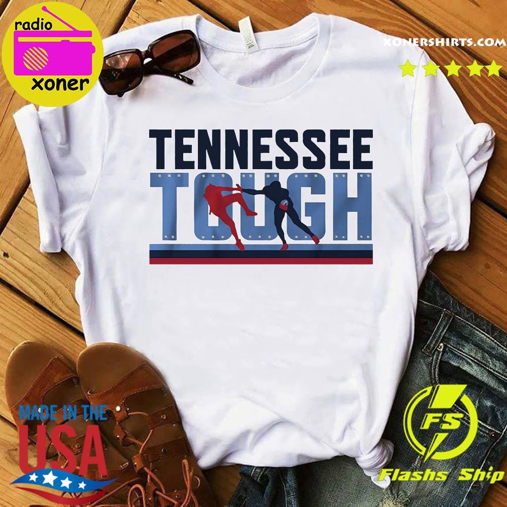 Tennessee Tough T-Shirt – Nashville Football