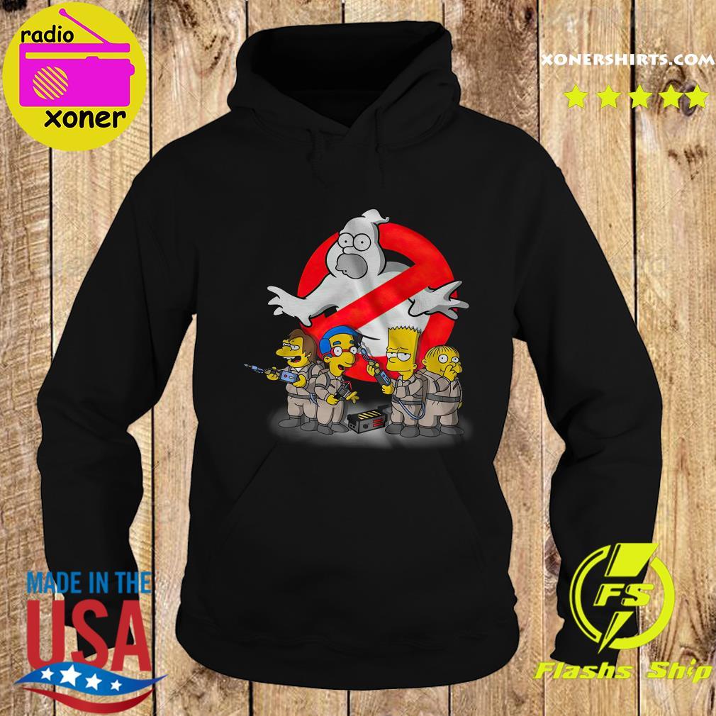 The Simpsons Ghostbusters s Hoodie