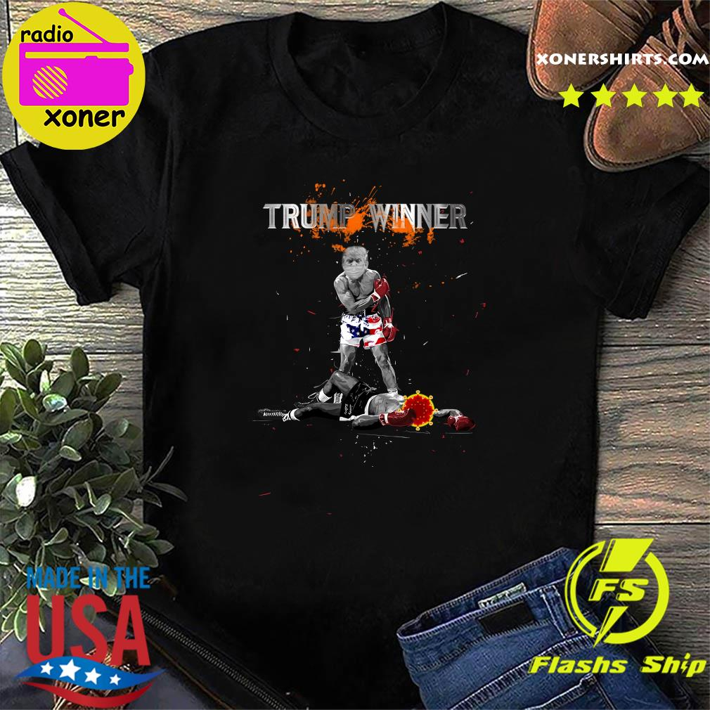 Trump Winner Boxing Coronavirus Shirt