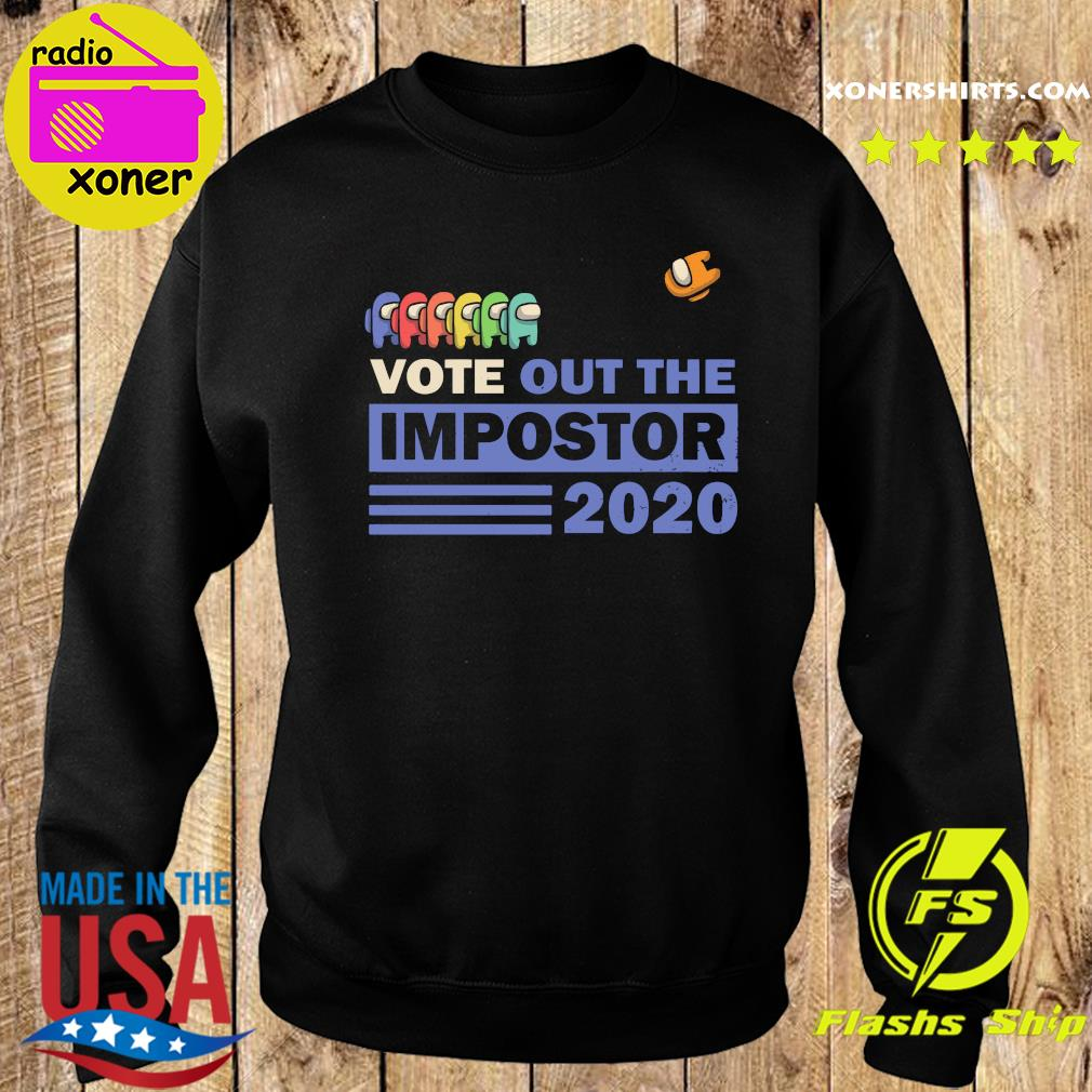 Vote Out The Impostor 2020 Shirt Sweater