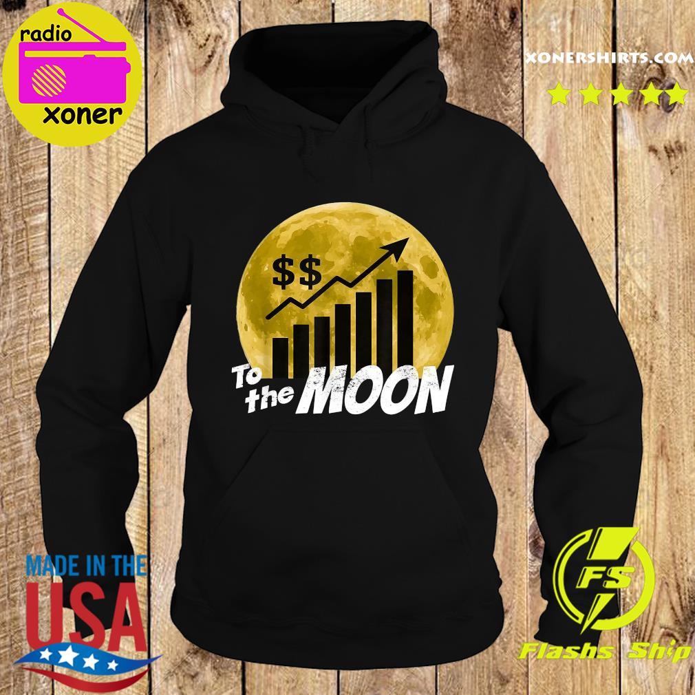 $GME Game To The Moon 2021 Shirt Hoodie